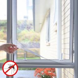 InnovaGoods szúnyogháló - felragasztható - fehér