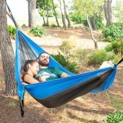 Kemping dupla függőágy - InnovaGoods Swing & Rest