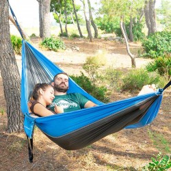 Kerti dupla függőágy - Swing & Rest - InnovaGoods