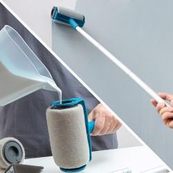 InnovaGoods Roll'n'paint tölthető henger készlet a festék csepegése ellen - 5 db