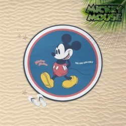 Strand pléd 78047 - Mickey Mouse