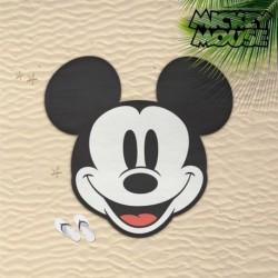 Strand pléd 70828 - Mickey Mouse