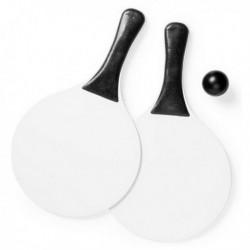 Strand ping pong készlet 144578 - 2 ütő + labda