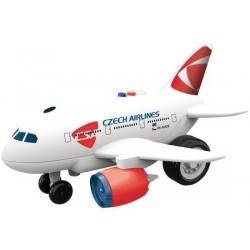 ČSA repülőgép - hangeffekttel - 30 cm