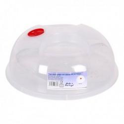 Fedő mikrohullámú sütőbe - átmérő 26 cm