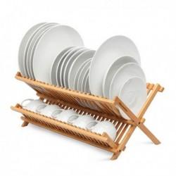 Quttin összecsukható csepegtető - bambusz
