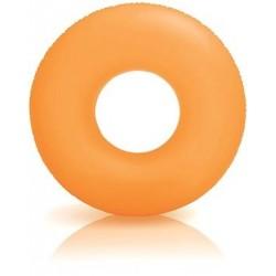 Intex úszógumi - neon narancssárga - 91 cm