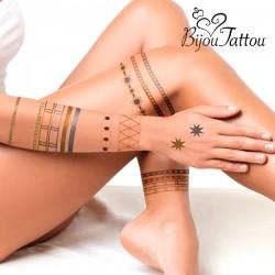 InnovaGoods Bijou Tattou ideiglenes tetoválás