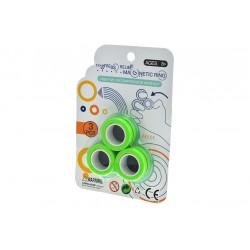 Antistressz mágneses gyűrű - 3 db