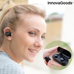 InnovaGoods eBeats vezeték nélküli fülhallgató mágneses feltöltődéssel
