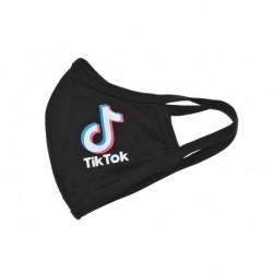 Textil szájmaszk - TikTok - 1 db