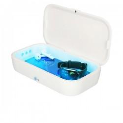 KSIX Box Pro univerzális UV sterilizátor - 10 W - fehér
