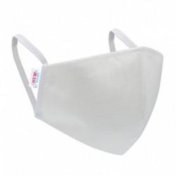 New Baby egyhasználatos védőmaszk - fehér