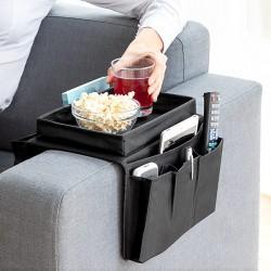 InnovaGoods kanapéra tehető zsebes rendszerező távirányítókra