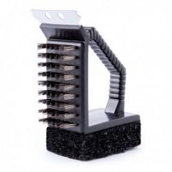 Tisztító kefe grillre 144501 - fekete