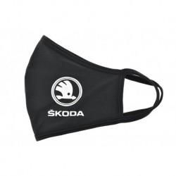 Textil többhasználatos szájmaszk - Škoda