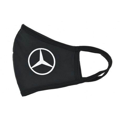 Textil többhasználatos szájmaszk - Mercedes 1