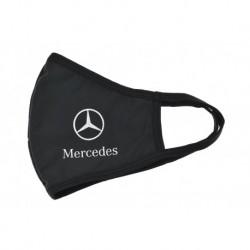 Textil többhasználatos szájmaszk - Mercedes 2