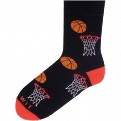WiTSocks uniszex zokni - kosárlabda