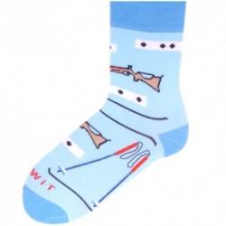 WiTSocks uniszex zokni - biatlon