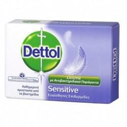 Dettol Sensitive antibakteriális szappan - 100 g