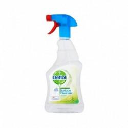 Dettol antibakteriális tisztító spray felületekre - lime és menta - 500 ml
