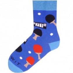 WiTSocks uniszex zokni - ping-pong
