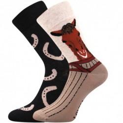 WiTSocks uniszex zokni - ló