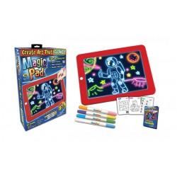 Magic Pad rajztábla gyerekeknek