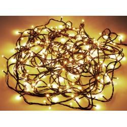 Kültéri LED fényfüzér - 13,5 m - 180 dióda
