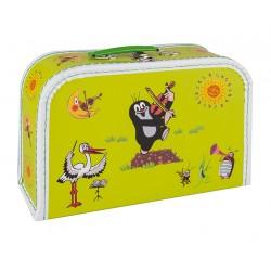 Kazeto koffer rajzórára - A kisvakond és a hegedű – közepes