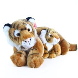 Rappa plüss tigris a kölykével - 37 cm