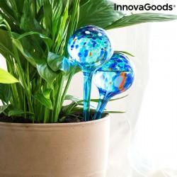 InnovaGoods Aqualoon automata öntöző golyó virágcserépbe - 2 db