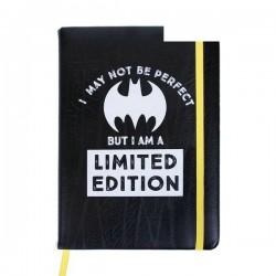 Batman mintás notesz - A5