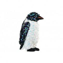Dísz pingvin - 19 cm