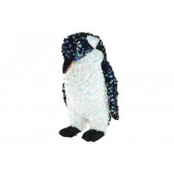 Dísz pingvin - 22 cm
