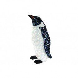Dísz pingvin - 35 cm