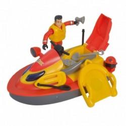 Simba Juno tűzoltó jet ski - figurával - Sam, a tűzoltó