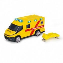 Simba mentőszolgálat - Iveco - 18 cm