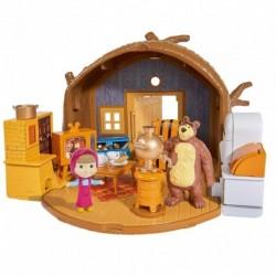 Simba medve háza - Mása és a medve