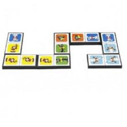 Rappa dominó játék - Gyere velünk meseországba - 28 db
