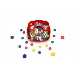 Rappa Bolhák társasjáték - dobozban