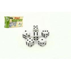 Rappa játékkockák - 6 db - dobozban