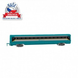 Rappa vagon Pendolinóhoz - A mi vasútunk