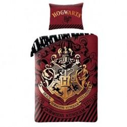 Halantex pamut ágyneműhuzat - Harry Potter Burgund - 140 x 200