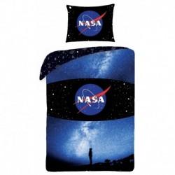 Halantex pamut ágyneműhuzat - NASA égbolt - 140 x 200