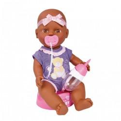 Simba New Born Baby baba - afroamerikai baba - 30 cm