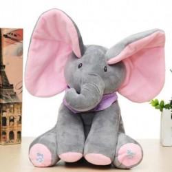 Interaktív éneklő elefánt