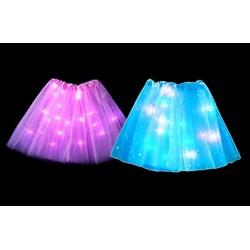 LED világítású hercegnő szoknya