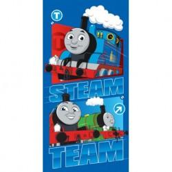 Faro törölköző - Thomas, a gőzmozdony Steam Team - 140 x 70 cm